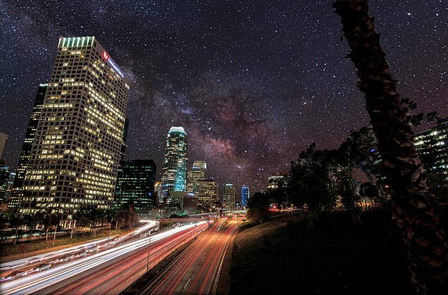 These Images Show the Night Sky That Hides Behind Our City Lights