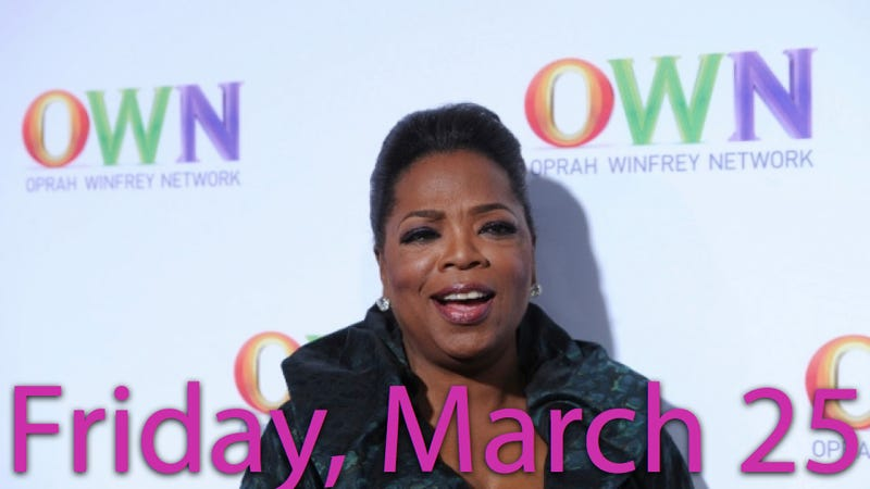 Date Of Final Oprah Winfrey Show Episode Announced
