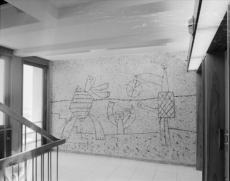 Why Norway Might Have to Tear Down These Massive Picasso Murals