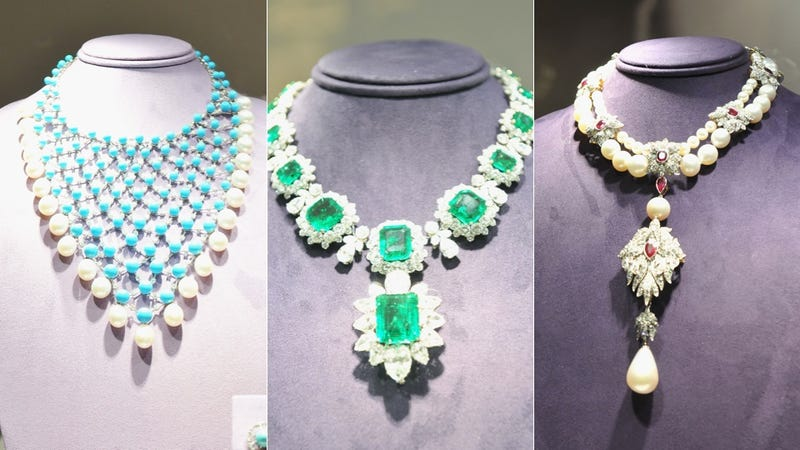 Elizabeth Taylor's Jewelry Collection Sold For More Money Than Anyone Imagined