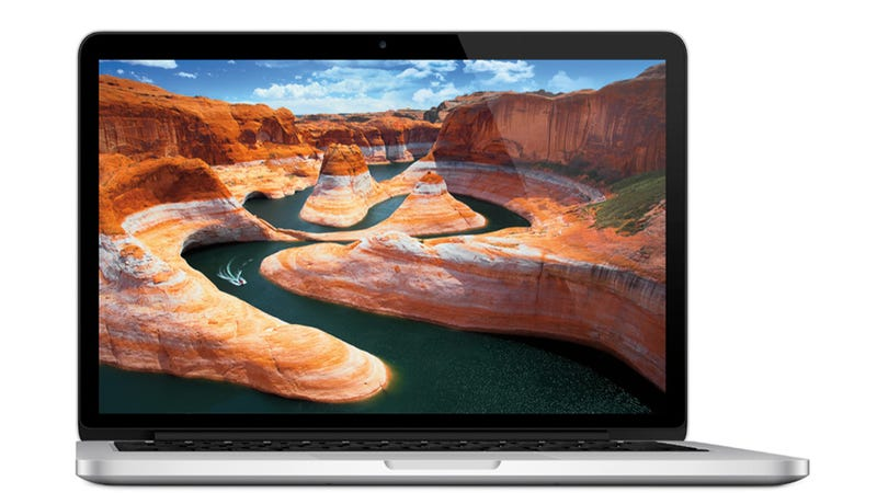 13-Inch Retina Display MacBook Pro Hands-On: A Beautiful Screen In a Lighter Laptop (Updating)