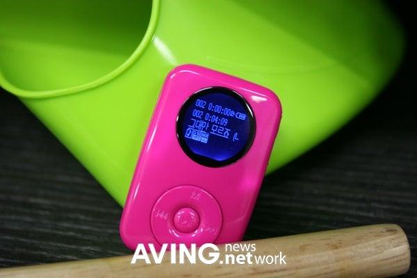 Minigigi MP3 Player a Cross Between Old-Skool iPod and Bubblegum