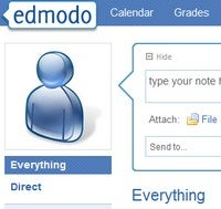 Edmodo Is a Social Network for Teachers and Students