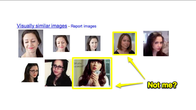 how to delete google images of yourself