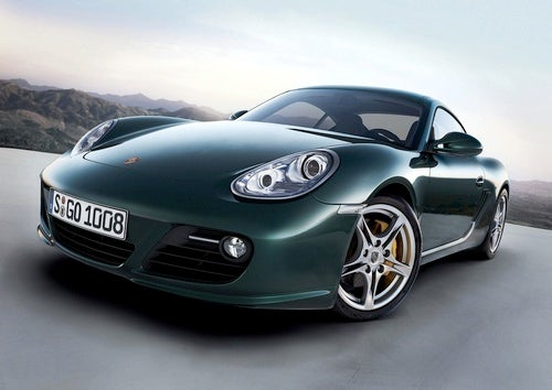 Ze Porsche Cayman Clubsport (Or Something Else) Ist Coming