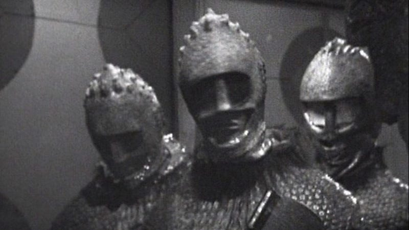 Here's one classic Doctor Who story that's scary AND packed with ideas