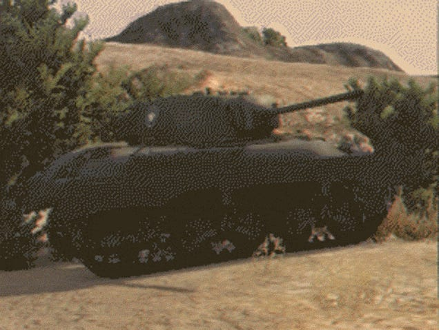 It's Almost Like World of Tanks Is A Tony Hawk Game