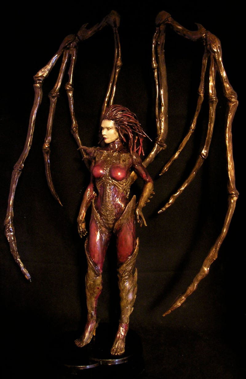 Starcraft's Queen Of Blades Is One-Of-A-Kind