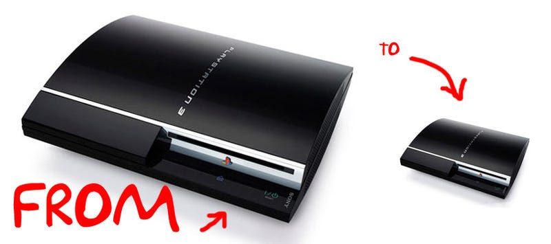 Sony: PS3 to Get 45-Nanometer Chips Around June