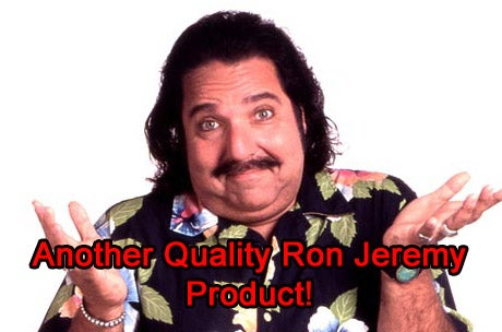 Ron Jeremy's Wind Up Toy: You Would If You Could! (NSFW)
