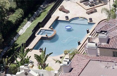 Britney, Kevin & Perez Hilton's Poolside Pap Smear