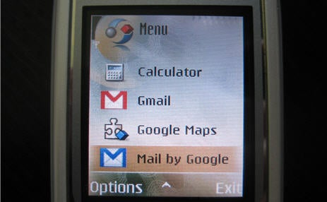 Gmail Mobile for Google Apps