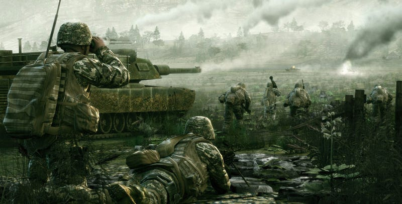 Operation Flashpoint 2 System Requirements: Bring Multiple Cores