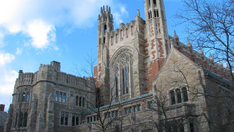 Yale Holds Story Time to Explain What 'Nonconsensual Sex' Means