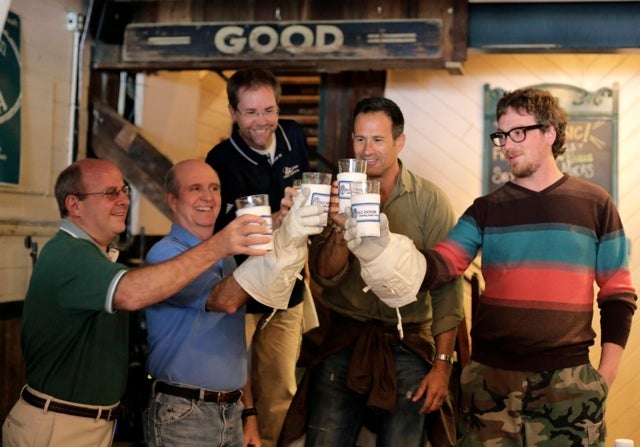 Dogfish Head brews a beer made with bits of the moon