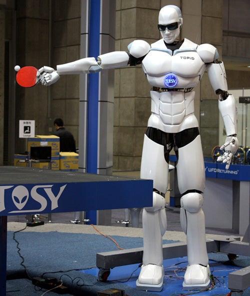 Ping Pong Terminator