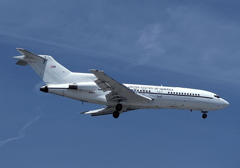 When The CIA Proved That A Boeing 727 Can Perform Air Drops