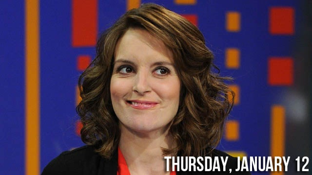 Tina Fey Had a Hard Time Explaining Erections to Her Six-Year-Old Daughter