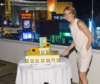 My Magical Night in Vegas With Celine Dion