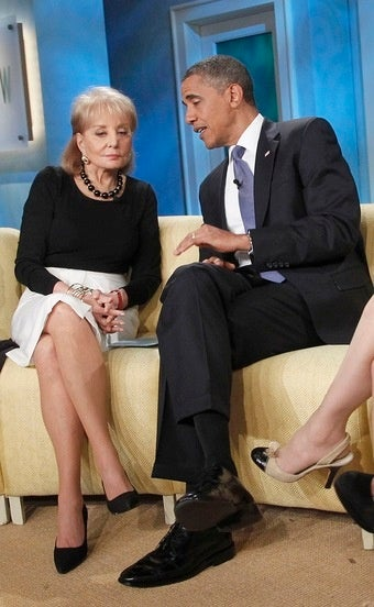 Barbara Walters Reportedly Working on Male Version of The View