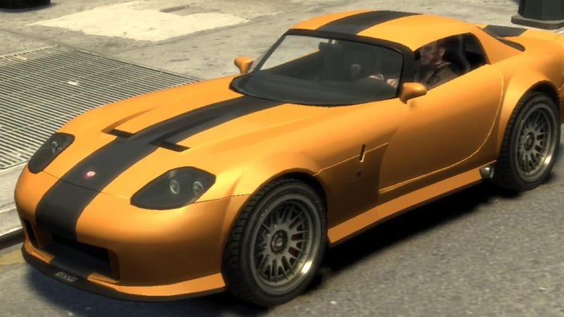 Ten Amazing Cars You Can Only Drive In Video Games