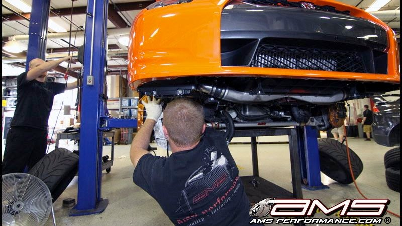 "Nissan GT-R ""Agent Orange"" horsepower hits 1000 HP"