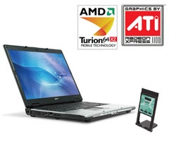 Acer Aspire 5100 Dual Core AMD Turion 64 X2 Notebooks