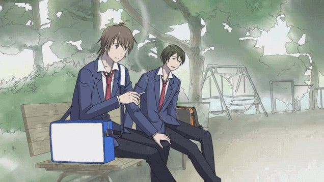 Cigarettes Are Not Cool: The Anime