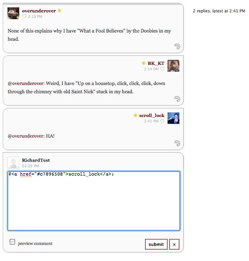 All About the New Gawker Commenting Features