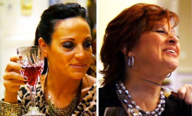 Real Housewives of New Jersey: Pilgrims' Progress