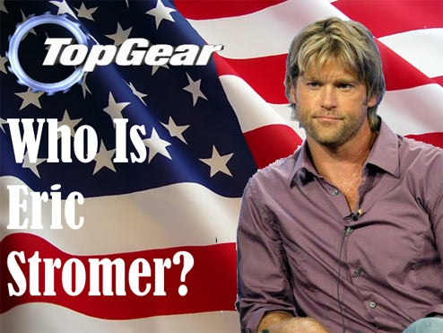 Who Is Eric Stromer?