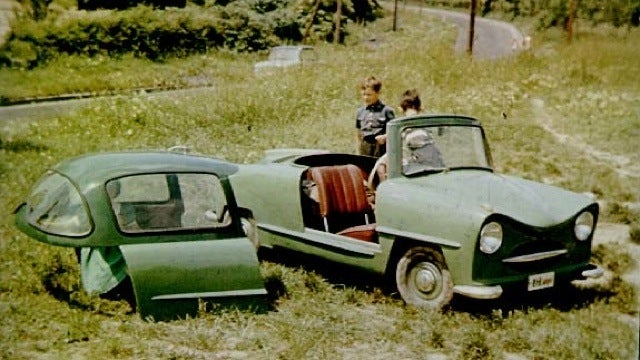 Hungary's weirdly awesome microcars, now in book form