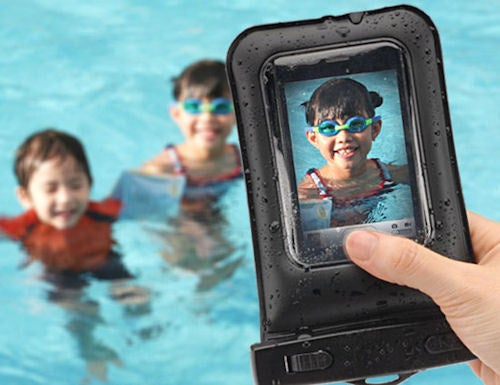 Sanwa's Waterproof iPhone Case Will Either Float or Fail