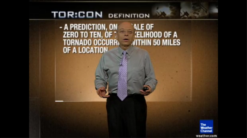 The Weather Channel's TOR:CON Actually Isn't a Bunch of Crap