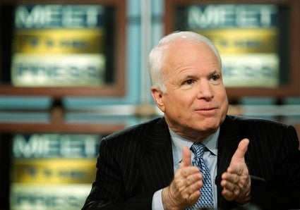 McCain on President Palin: 'I'd Have to See'