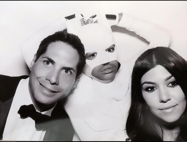 Teenage Mystic Jaden Smith Wore A White Batman Outfit to Kimye Wedding
