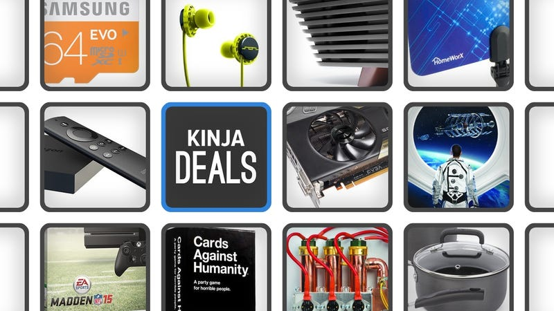 The Best Deals for August 25, 2014