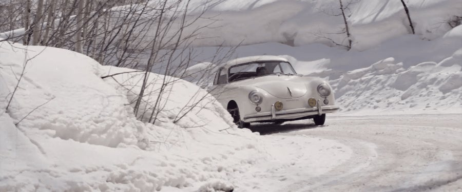 This Is Not A Porsche You Put Away For The Winter