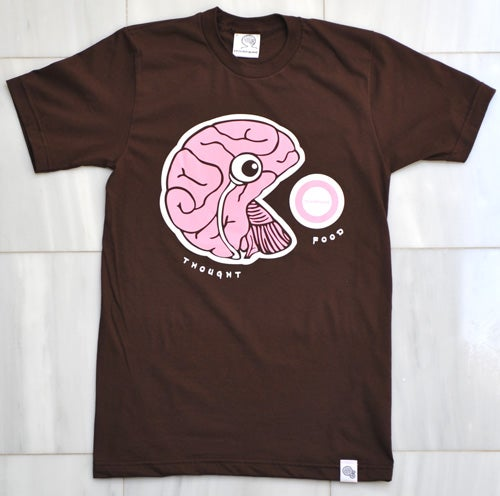 Strangely appealing t-shirts for brainiacs