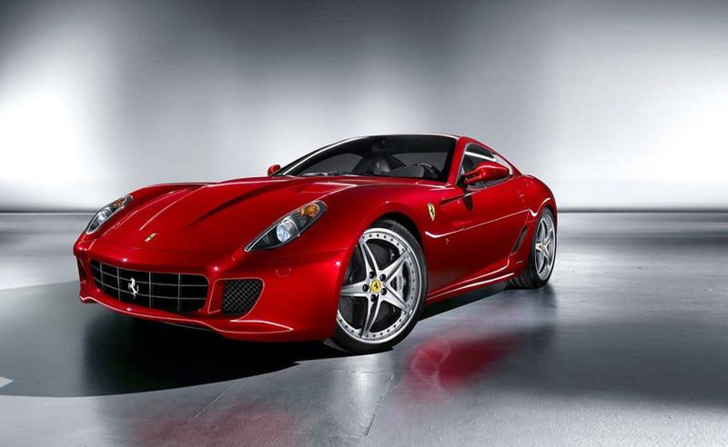 Ferrari 599XX, 599 GTB Fiorano HGTE Launching In Geneva