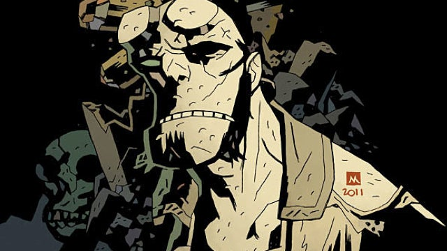 In this week's comics, Hellboy has a terrible, horrible, no good, very bad day
