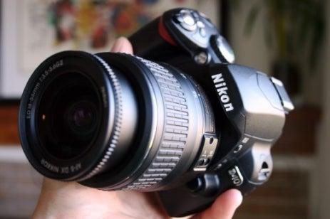 PMA 07: Nikon D40x Hands-On