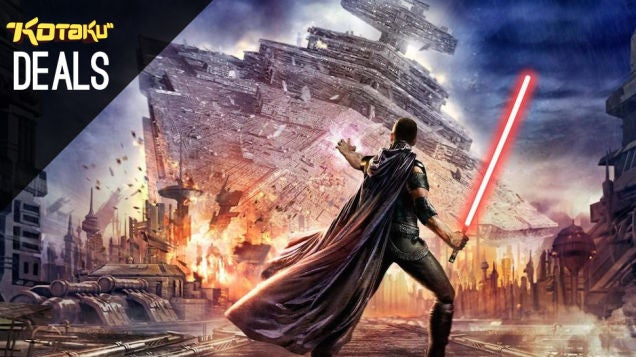 Weekend Deals: Star Wars and More
