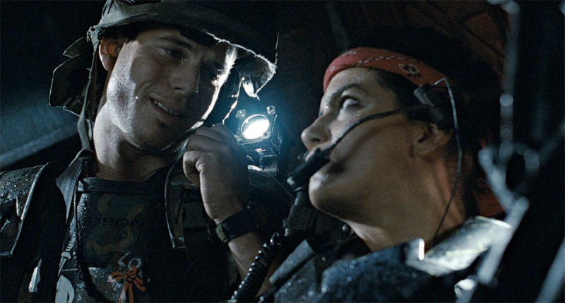 Report: Call Of Duty To Go Back To The Future, Recruit 'Space Marines'