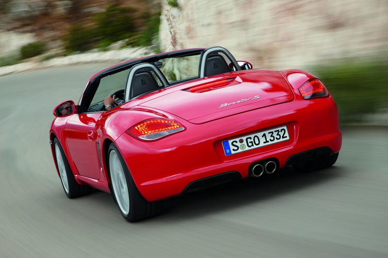 2009 Porsche Boxster Gets New Transmission, Engine Upgrades