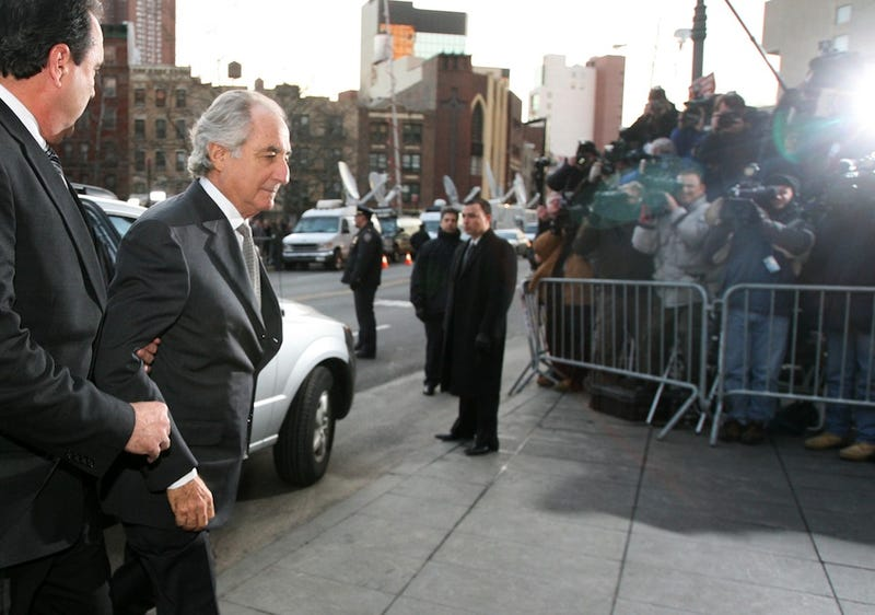 Madoff Calls Banks 'Complicit' in Ponzi Scheme
