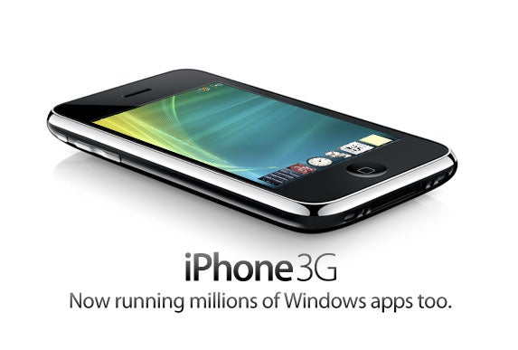 iPhone to Run Windows and Get Copy and Paste (It's Not What You Think)