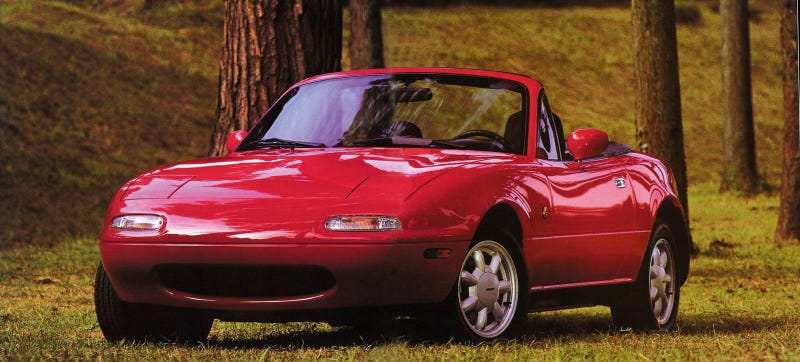 Why The Miata Is So Great, As Told By A Guy With Two Broken Cars