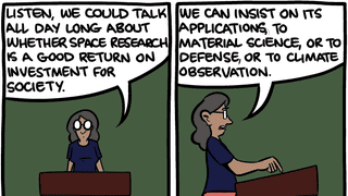 Why we do science