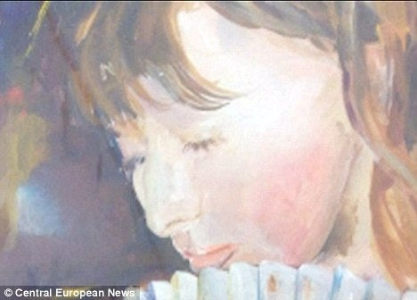 Girl Who Tragically Lost Half Her Brain Has Gained a New Artistic Ability